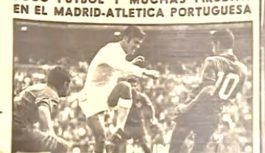 Portuguesa completa 48 anos da vitória sobre o Real Madrid no Santiago Bernabéu
