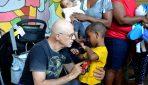 Festa das Crianças no Hospital do Loreto